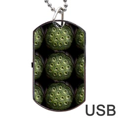 The Others Within Dog Tag USB Flash (One Side)