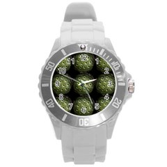 The Others Within Round Plastic Sport Watch (l)