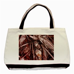 The Bleeding Tree Basic Tote Bag (two Sides)