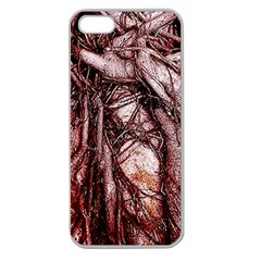 The Bleeding Tree Apple Seamless Iphone 5 Case (clear)