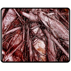 The Bleeding Tree Double Sided Fleece Blanket (Medium)