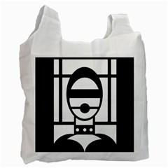 Bondage Recycle Bag (one Side)