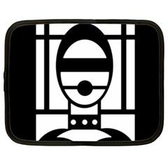 Bondage Netbook Case (xxl)