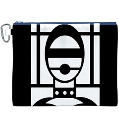 Bondage Canvas Cosmetic Bag (XXXL)