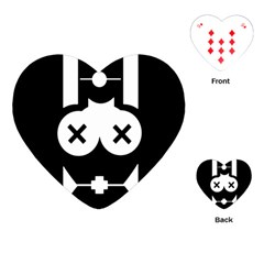 Restraint Playing Cards (heart)