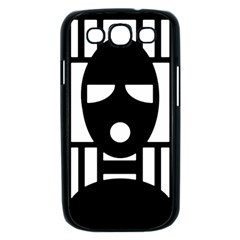 Masked Samsung Galaxy S III Case (Black)