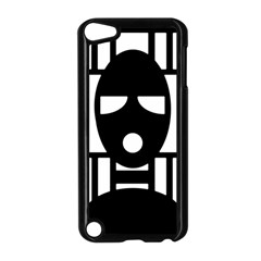 Masked Apple Ipod Touch 5 Case (black)