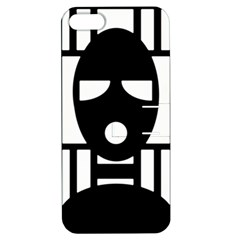 Masked Apple Iphone 5 Hardshell Case With Stand