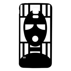Masked Samsung Galaxy S5 Back Case (White)