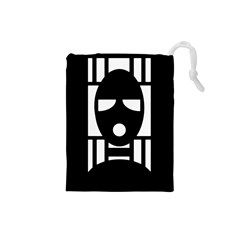 Masked Drawstring Pouches (Small)