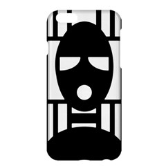 Masked Apple iPhone 6 Plus Hardshell Case