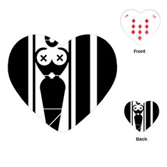 Submissive Playing Cards (Heart)