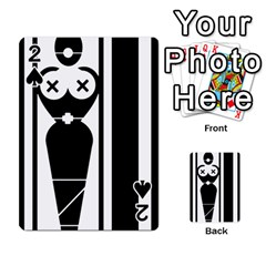 Submissive Playing Cards 54 Designs