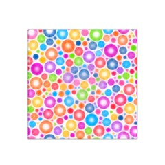 Candy Color s Circles Satin Bandana Scarf