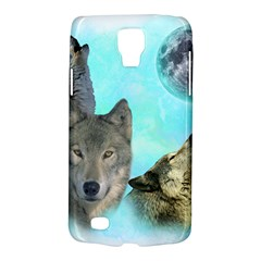 Wolves Shiney Grim Moon 3000 Galaxy S4 Active