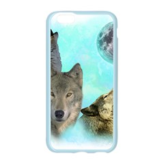 Wolves Shiney Grim Moon 3000 Apple Seamless iPhone 6 Case (Color)