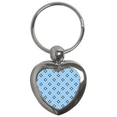 Cute Pretty Elegant Pattern Key Chains (heart)