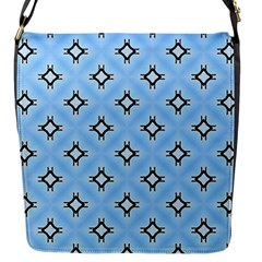 Cute Pretty Elegant Pattern Flap Messenger Bag (s)