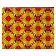 Cute Pretty Elegant Pattern Cosmetic Bag (xxxl)