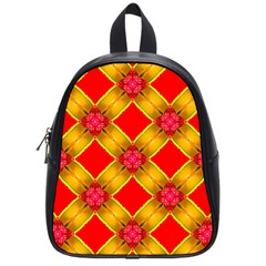 Cute Pretty Elegant Pattern School Bags (small)