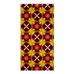 Cute Pretty Elegant Pattern Shower Curtain 36  x 72  (Stall)