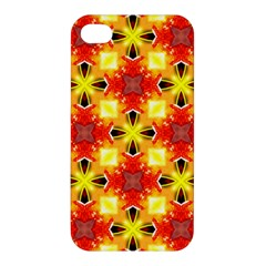 Cute Pretty Elegant Pattern Apple Iphone 4/4s Hardshell Case