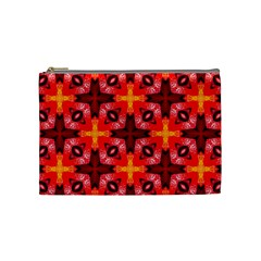 Cute Pretty Elegant Pattern Cosmetic Bag (medium)