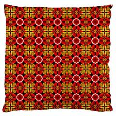Cute Pretty Elegant Pattern Standard Flano Cushion Cases (Two Sides)