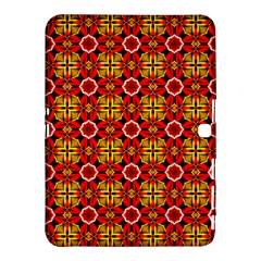 Cute Pretty Elegant Pattern Samsung Galaxy Tab 4 (10.1 ) Hardshell Case