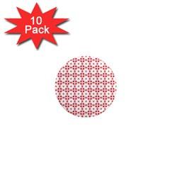 Cute Pretty Elegant Pattern 1  Mini Magnet (10 Pack)