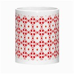 Cute Pretty Elegant Pattern Morph Mugs Center