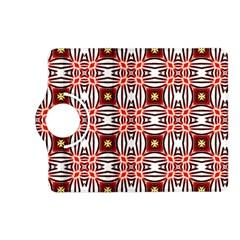 Cute Pretty Elegant Pattern Kindle Fire HD (2013) Flip 360 Case