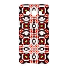 Cute Pretty Elegant Pattern Samsung Galaxy A5 Hardshell Case