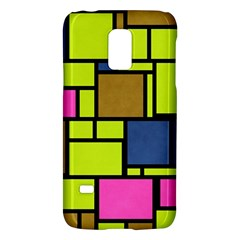 Squares and rectanglesSamsung Galaxy S5 Mini Hardshell Case