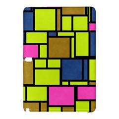 Squares And Rectanglessamsung Galaxy Tab Pro 10 1 Hardshell Case