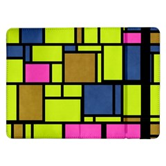 Squares and rectanglesSamsung Galaxy Tab Pro 12.2  Flip Case