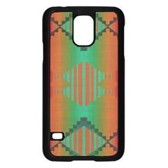 Striped tribal patternSamsung Galaxy S5 Case