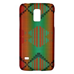 Striped tribal patternSamsung Galaxy S5 Mini Hardshell Case