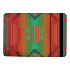Striped Tribal Pattern	samsung Galaxy Tab Pro 10 1  Flip Case