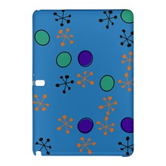 Circles and snowflakesSamsung Galaxy Tab Pro 12.2 Hardshell Case
