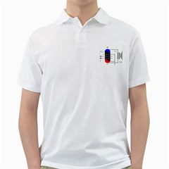 Amplifier Tube Golf Shirts