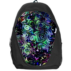 Colour Play Flowers Backpack Bag