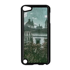 Colonial Architecture At Historic Center Of Bogota Colombia Apple Ipod Touch 5 Case (black)
