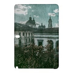 Colonial Architecture At Historic Center Of Bogota Colombia Samsung Galaxy Tab Pro 12.2 Hardshell Case