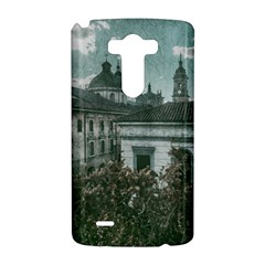Colonial Architecture At Historic Center Of Bogota Colombia LG G3 Hardshell Case