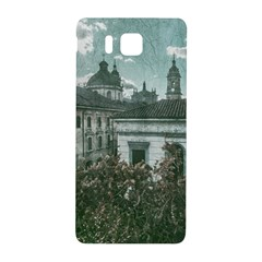 Colonial Architecture At Historic Center Of Bogota Colombia Samsung Galaxy Alpha Hardshell Back Case