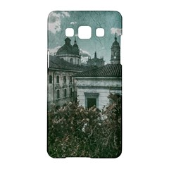 Colonial Architecture At Historic Center Of Bogota Colombia Samsung Galaxy A5 Hardshell Case