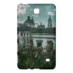 Colonial Architecture At Historic Center Of Bogota Colombia Samsung Galaxy Tab 4 (8 ) Hardshell Case