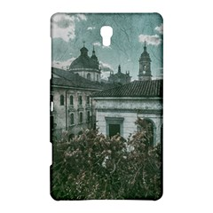 Colonial Architecture At Historic Center Of Bogota Colombia Samsung Galaxy Tab S (8 4 ) Hardshell Case