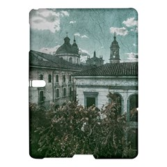 Colonial Architecture At Historic Center Of Bogota Colombia Samsung Galaxy Tab S (10.5 ) Hardshell Case